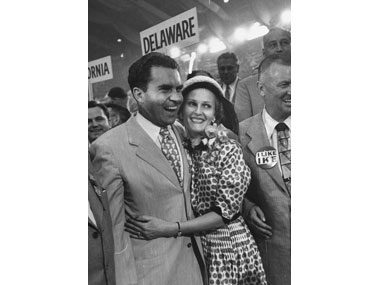 Richard Nixon to Pat Nixon