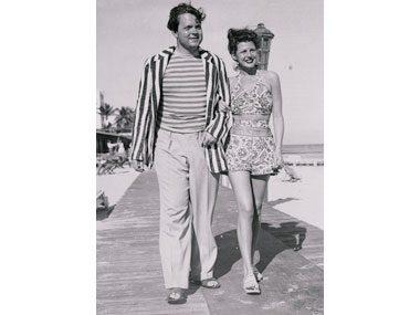 Orson Welles to Rita Hayworth
