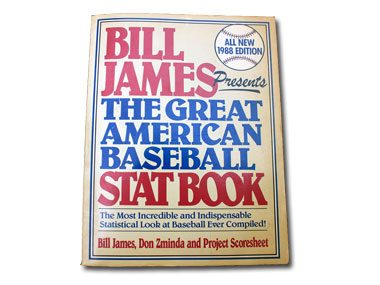 Bill James invented the super stats.