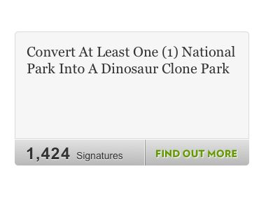Open Jurassic National Park!