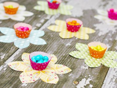Easter Candy Flowers