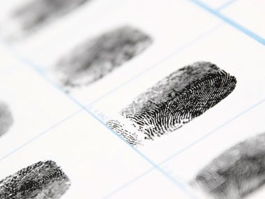 Even with no arrests, your fingerprints are probably on file in Clarksburg, West Virginia.