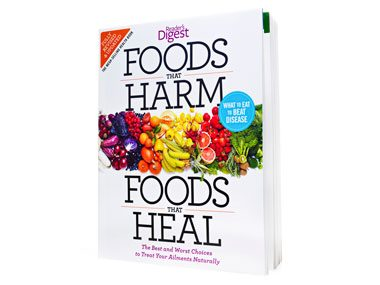 foods that harm/foods that heal