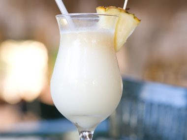 Pina Colada Power