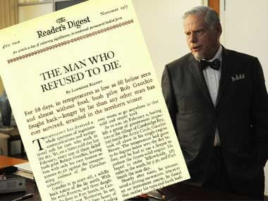 Bert Cooper in:<br>The Man Who Refused to Die