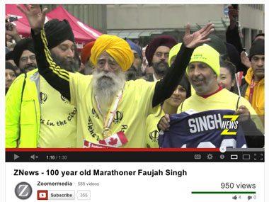 Faujah Sing: Marathon Man