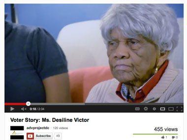 Desiline Victor: Voting Legend