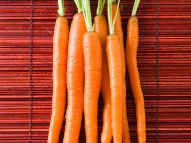 Food myth: Raw carrots are more nutritious than cooked.