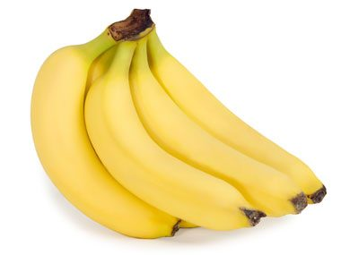 Ripe Bananas: