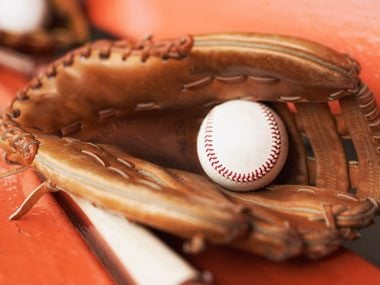 19. Break in a new baseball glove