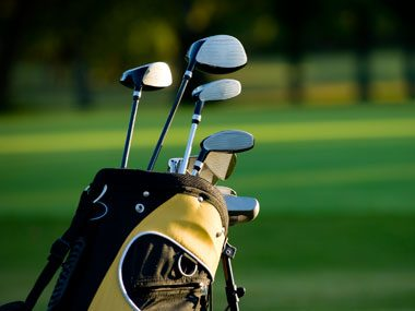 clean and protect golf clubs