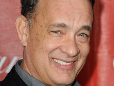 1. Tom Hanks, actor