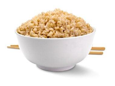 Panda Express: Brown Fried Rice