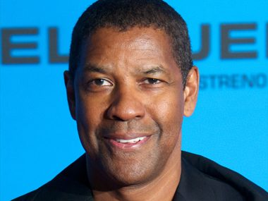 3. Denzel Washington, actor