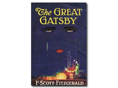 The Great Gatsby by F. Scott Fitzgerald