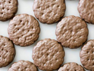 Thin Mints bake time