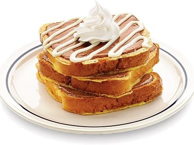 September 2010: IHOP's Cinn-A-Stack French Toast