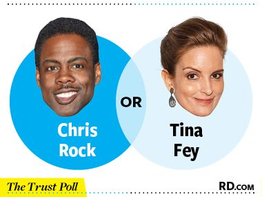 Chris Rock vs. Tina Fey
