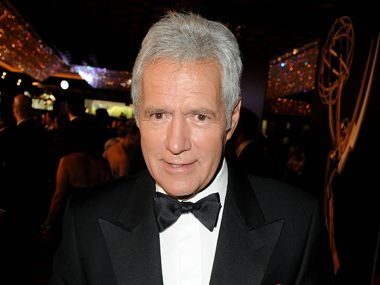 8. Alex Trebek, host, Jeopardy!