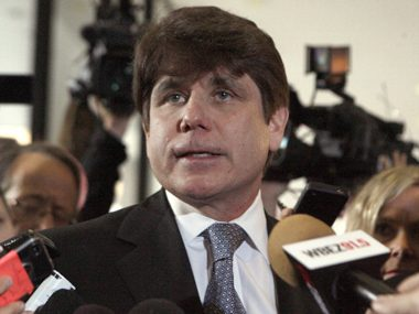 Rod Blagojevich and the state of Illinois