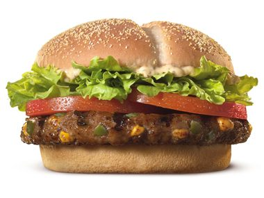 Spring 2013: Burger King's Stuffed Steakhouse Burger