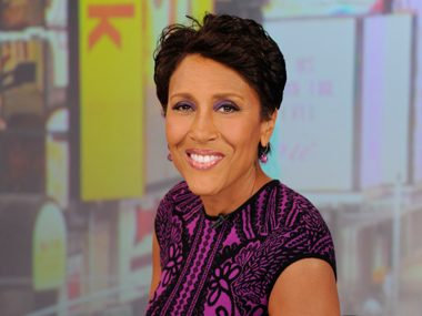 12. Robin Roberts, host, Good Morning America