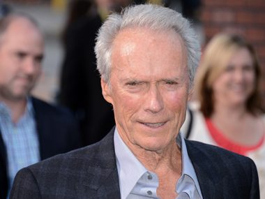 13. Clint Eastwood, director