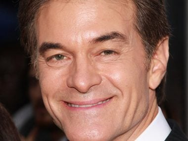 16. Mehmet Oz, MD, host, The Dr. Oz Show