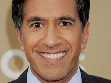 17. Sanjay Gupta, MD, host, Sanjay Gupta, MD