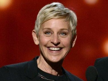 18. Ellen DeGeneres host, The Ellen DeGeneres Show