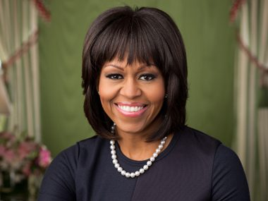 19. Michelle Obama, First Lady