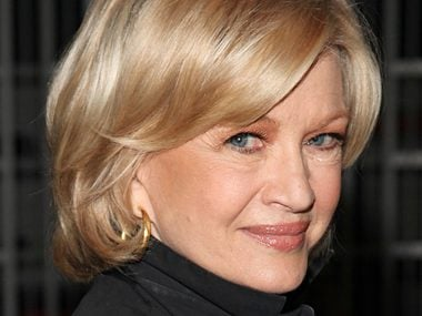 25. Diane Sawyer, anchor, ABC World News