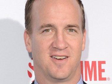 27. Peyton Manning, quarterback, Denver Broncos