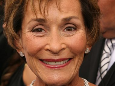 28. Judith Sheindlin, host, Judge Judy
