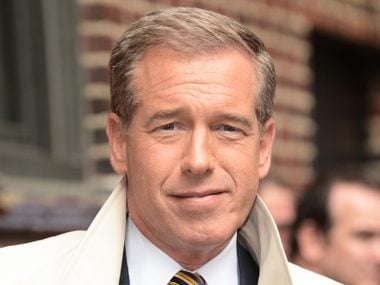 29. Brian Williams, host, NBC Nightly News