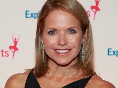 37. Katie Couric, host, Katie