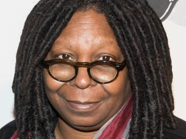 46. Whoopi Goldberg, cohost, The View