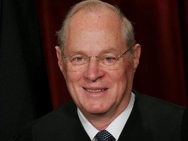 49. Anthony M. Kennedy, Supreme Court justice