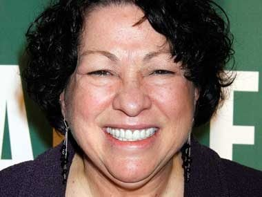 53. Sonia Sotomayor, Supreme Court justice