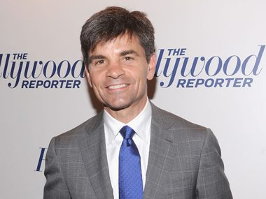 57. George Stephanopoulos, cohost, Good Morning America