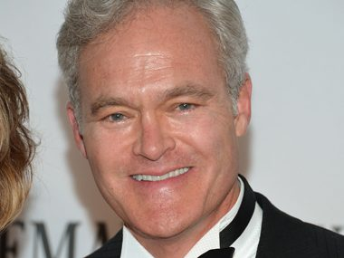 63. Scott Pelley, anchor, CBS Evening News