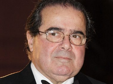 66. Antonin Scalia, Supreme Court justice