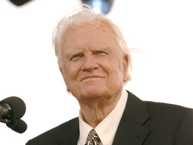 67. Billy Graham, evangelical minister