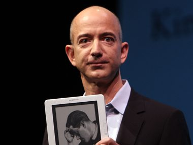 78. Jeff Bezos, CEO, Amazon