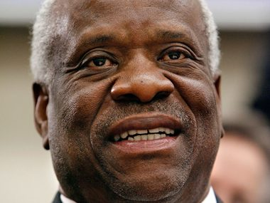 88. Clarence Thomas, Supreme Court justice