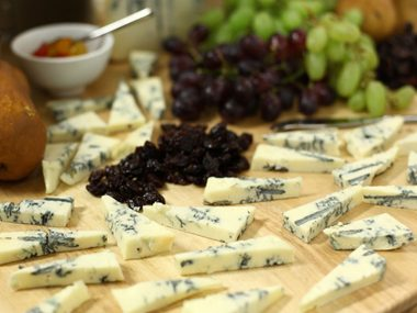 Some cheeses have anti-inflammatory properties.