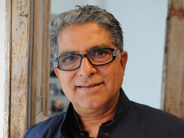 92. Deepak Chopra, MD, alternative medicine practitioner