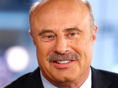 96. Phil McGraw, host, Dr. Phil