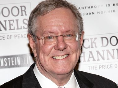 97. Steve Forbes, CEO, Forbes Media