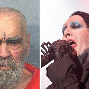 ARCHIVO - Esta foto de archivo del 14 de agosto del 2017 proporcionada por el Departamento de Correccional y Rehabilitación de California muestra a Charles Manson